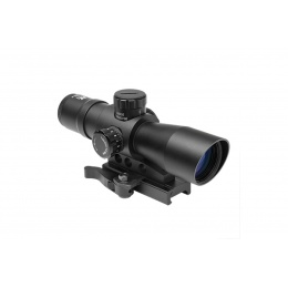 NcStar 4X32mm Mark III Tactical Mil Dot Scope - BLACK