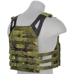 UK Arms T2457-TP 500d Nylon Jumper Tactical Vest - TYPHOON