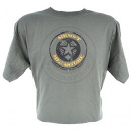 Airsoft Megastore Logo T-Shirt OD