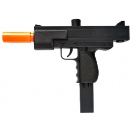 Double Eagle Airsoft M36 Spring 230 FPS Pistol - BLACK