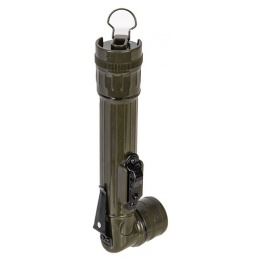 Lancer Tactical Airsoft CA-5090 Plastic Army Lamp - OLIVE DRAB