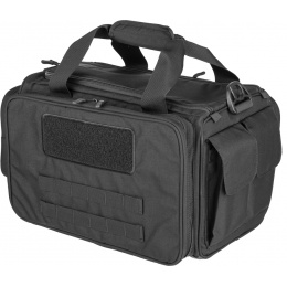 Cannae Armory Range Active Nylon Tactical Bag - BLACK