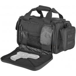 Cannae Armory Range Active Nylon Tactical Bag - BLACK