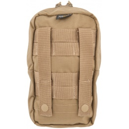 Cannae Tactical Quick Access Storage EDC Pouch - COYOTE