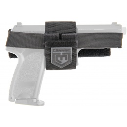 Cannae Ready Action Tactical Wrap Around Holster - BLACK