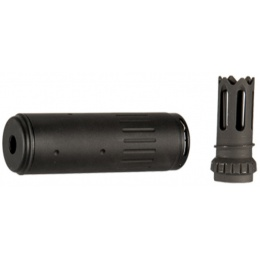 UK Arms ACC Tactical CCW Barrel Extension w/ Flash Hider - BLACK