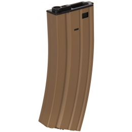 Cybergun SCAR-L AEG 450 Round Wind-Up Magazine - TAN