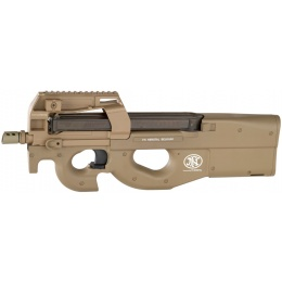 Cybergun FN Herstal P90 AEG Airsoft Submachine Gun - DARK EARTH