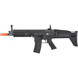 Cybergun FN Herstal SCAR-L AEG Metal Airsoft Rifle - BLACK