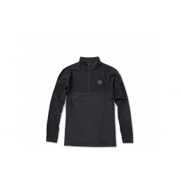 Cannae Tactical Centurion Performance Pullover - BLACK - MEDIUM