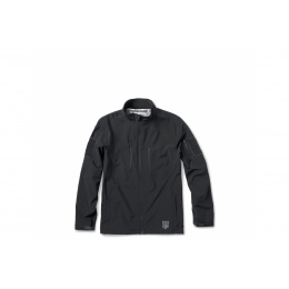 Cannae All-Weather Shield Soft Shell Jacket - BLACK - MEDIUM