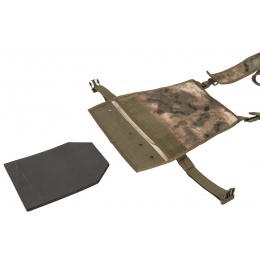 Lancer Tactical Ballistic 600D Polyester Plate Carrier Vest - AT-FG