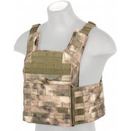 Lancer Tactical MOLLE Speed Attack Tactical Vest (AT-FG)