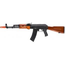 ICS Airsoft IK74 Wooden Series AEG Rifle - REAL WOOD