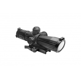 NcStar SRT Flip Up Lens P4 Sniper Optical 4x32 Scope - BLACK