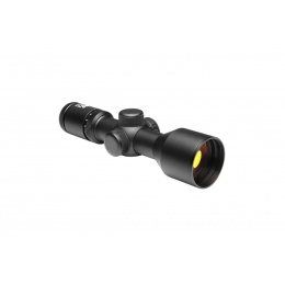 NcStar Tactical 3-9X42 Power Magnification Red III Ret Scope - BLACK