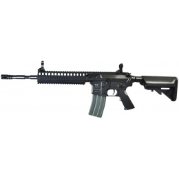 Classic Army CA4A1 Polymer EC-2 Airsoft AEG Rifle - BLACK