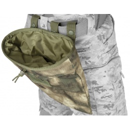 Lancer Tactical Airsoft Large Foldable Dump Pouch - AT-FG