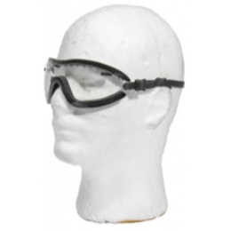 UK Arms Airsoft Tactical Regulator Goggle - SKY CLEAR