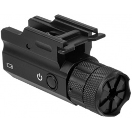 NcStar Tactical Blue Laser w/ Quick Release Mount - BLACK