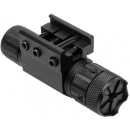 NcStar Tactical Blue Laser w/ Pressure Switch & Rail Mount - BLACK