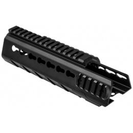 NcStar AR15 Triangle KeyMod Hanguard - Carbine - BLACK
