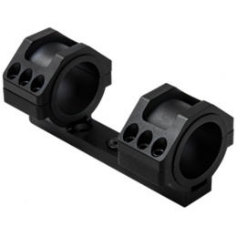 NcStar Low Profile KeyMod 30mm Ring Mount - Dual - BLACK