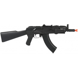 CYMA AK-74U BETA Airsoft AEG Rifle w/ Battery & Charger - BLACK