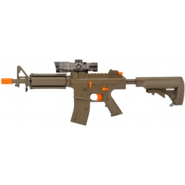 UK Arms JG3340T Water Pellet Gun w/ Laser - TAN/BLACK