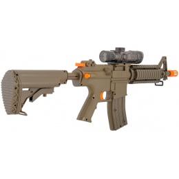 UK Arms JG3340T Water Pellet Gun w/ Laser - TAN/BLACK