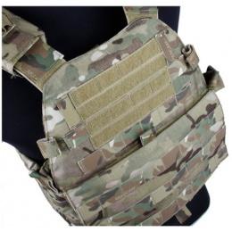 UK Arms T1781-M EG Cordura Tactical Assault Plate Carrier - CAMO