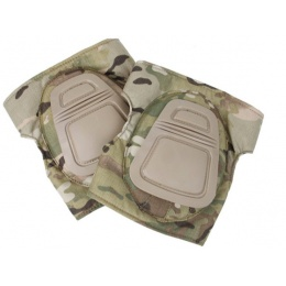 TMC Airsoft DNI Tactical Nylon Knee Pad Set - DESERT DIGITAL