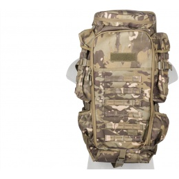 Lancer Tactical Heavy Arms Rifle Carry Backpack - CAMO TROPIC