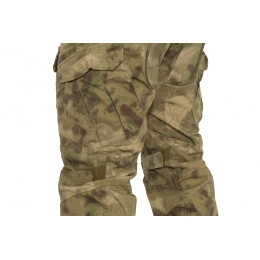 Lancer Tactical Rugged Combat Uniform w/ Integrated Pads - GREEN