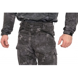 Lancer Tactical Rugged Combat Uniform w/ Integrated Pads - TYP