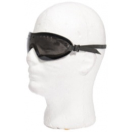 UK Arms Airsoft Regulator Boogie Low Profile Goggles - SMOKE GRAY