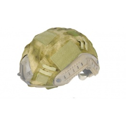 UK Arms Airsoft Tactical Ballistic Helmet Cover - AT-FG