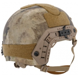 Lancer Tactical Airsoft Ballistic MH Type Helmet L/XL - AT