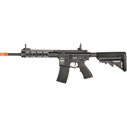 Lancer Tactical M4 MRS Modular Rail System MOD1 Airsoft AEG Rifle