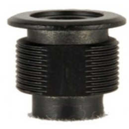 JG Airsoft Bar10 Series Metal Flash Hider Replacement - BLACK