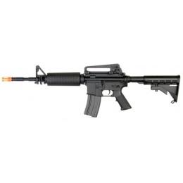 UK Arms Airsoft M4A1 AEG Rifle - BLACK