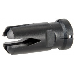 UK Arms Airsoft Tactical G33 Flash Hider - BLACK