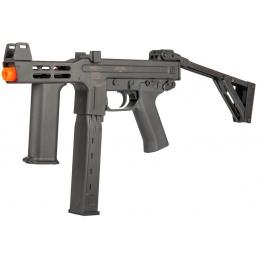Lancer Tactical Spectre CQB Airsoft AEG Submachine Gun - BLACK