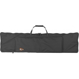 Lancer Tactical Airsoft PVC Heavy Duty Gun Bag - 47 Inches - BLACK
