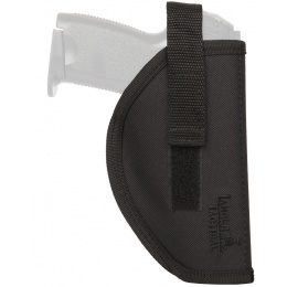 Lancer Tactical Simple Hip Airsoft Pistol Holster - BLACK