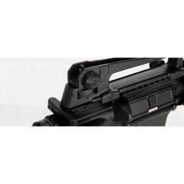 Lancer Tactical Airsoft M4A1 Carbine Gas Rifle - BLACK