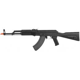 Lancer Tactical Airsoft Lonex AK Blowback AEG Rifle - BLACK