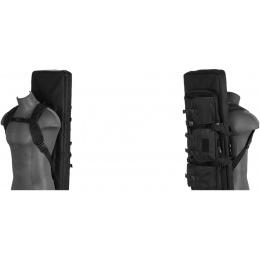 Lancer Tactical Airsoft Dual Zipper Lock 36