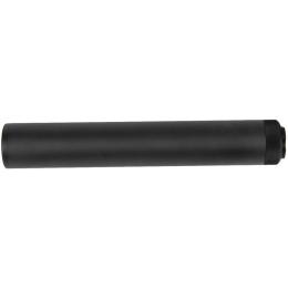 UK Arms Airsoft Specwar-II Mock Suppressor F38x228.6mm - BLACK