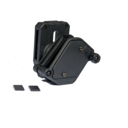UK Arms Airsoft Multi-Angle Speed Magazine Pouch - BLACK